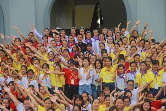 Hội dòng nữ Đa Minh Thái Bình: Ươm mầm ơn gọi