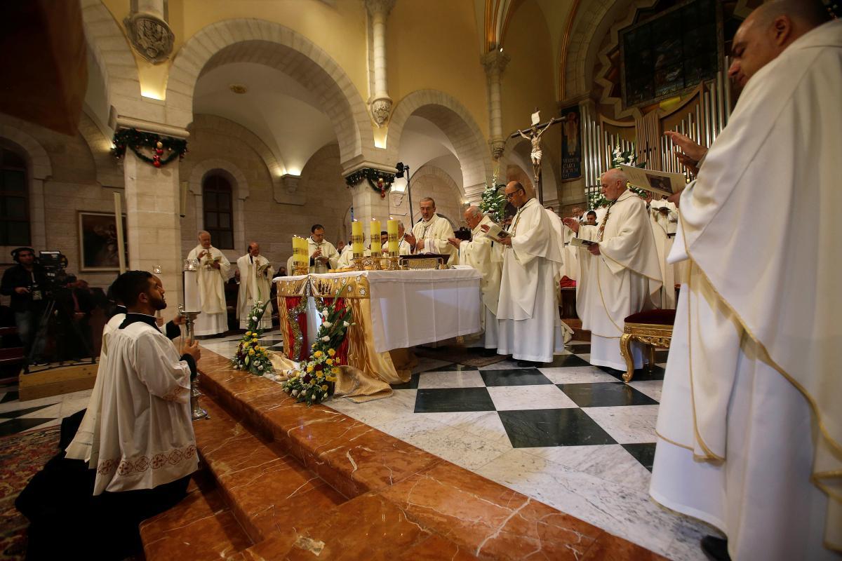 Thánh Địa: sắp hoàn thành việc trùng tu Vương cung thánh đường Chúa Giáng sinh tại Bêlem