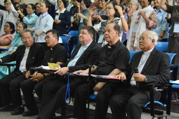 ĐHY João Braz de Aviz khai mạc Đại hội Liên Tu hội Đời Châu Á