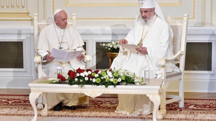 Đức Thánh Cha Phanxicô thăm viếng Rumani: Ngày 31-5-2019