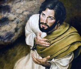 Thức suốt đêm cầu nguyện  (10.9.2019 – Thứ Ba Tuần 23 TN)
