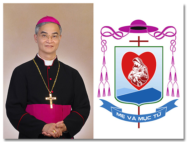 Tân Giám mục chính tòa Giáo phận Đà Lạt