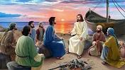 Đức Giê-su đến, cầm lấy bánh trao cho môn đệ (5.5.2019 – Chúa Nhật Tuần 3 Phục Sinh)