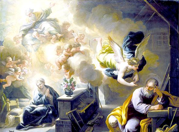 Bà sẽ sinh con trai (08.9.2021 – Thứ Tư: Sinh Nhật Đức Trinh Nữ Maria)