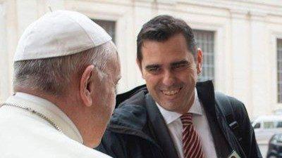 ĐTC Phanxicô: Bổ nhiệm quyền Giám đốc Phòng Báo chí Tòa Thánh