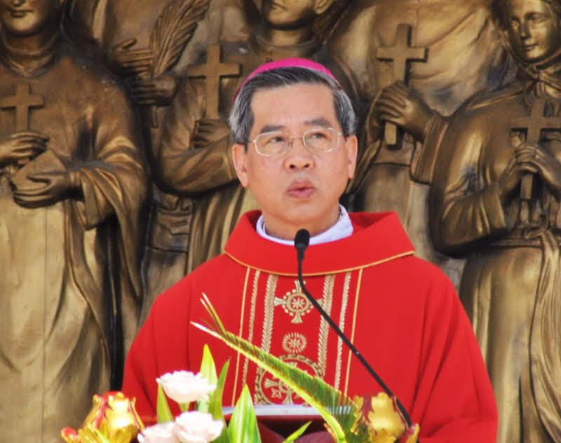 Bài giảng Lễ Khai mạc Năm Thánh Mừng 30 năm tuyên phong Các Thánh Tử Đạo tại Việt Nam