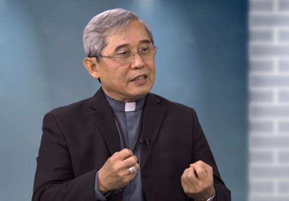 ĐGM Luy Nguyễn Anh Tuấn trả lời về vấn đề Ngừa Thai