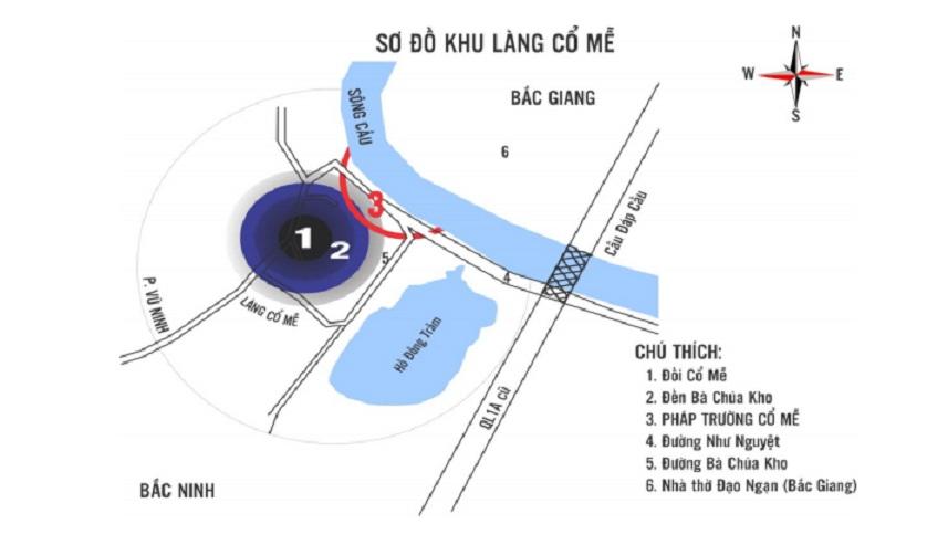 Tìm về pháp trường Cổ Mễ,  nơi xử tử bảy vị thánh Bắc Ninh