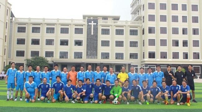 Phái đoàn giáo phận Thái Bình thăm và giao lưu với giáo phận Thanh Hóa