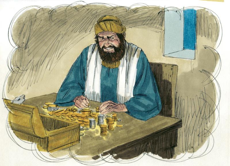 Học hỏi Phúc âm: Chúa nhật 18 Thường niên năm C