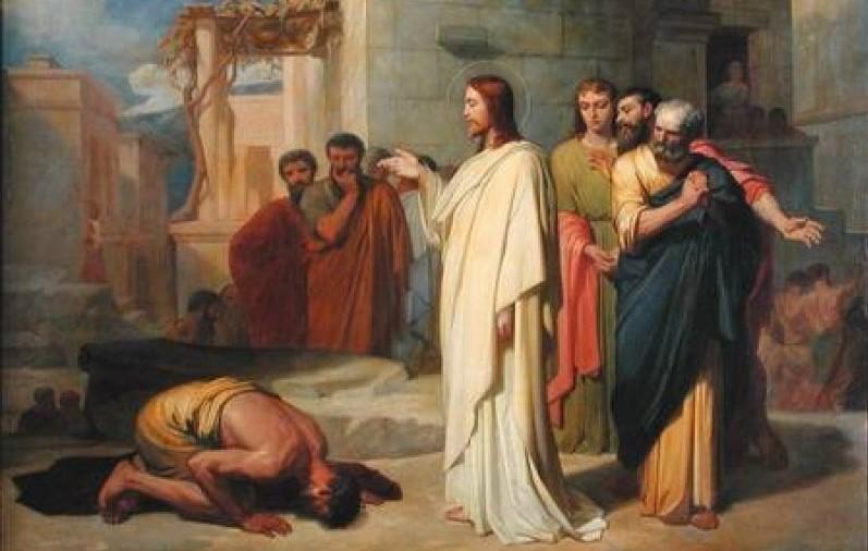 Học hỏi Phúc âm: Chúa nhật 28 Thường niên năm C