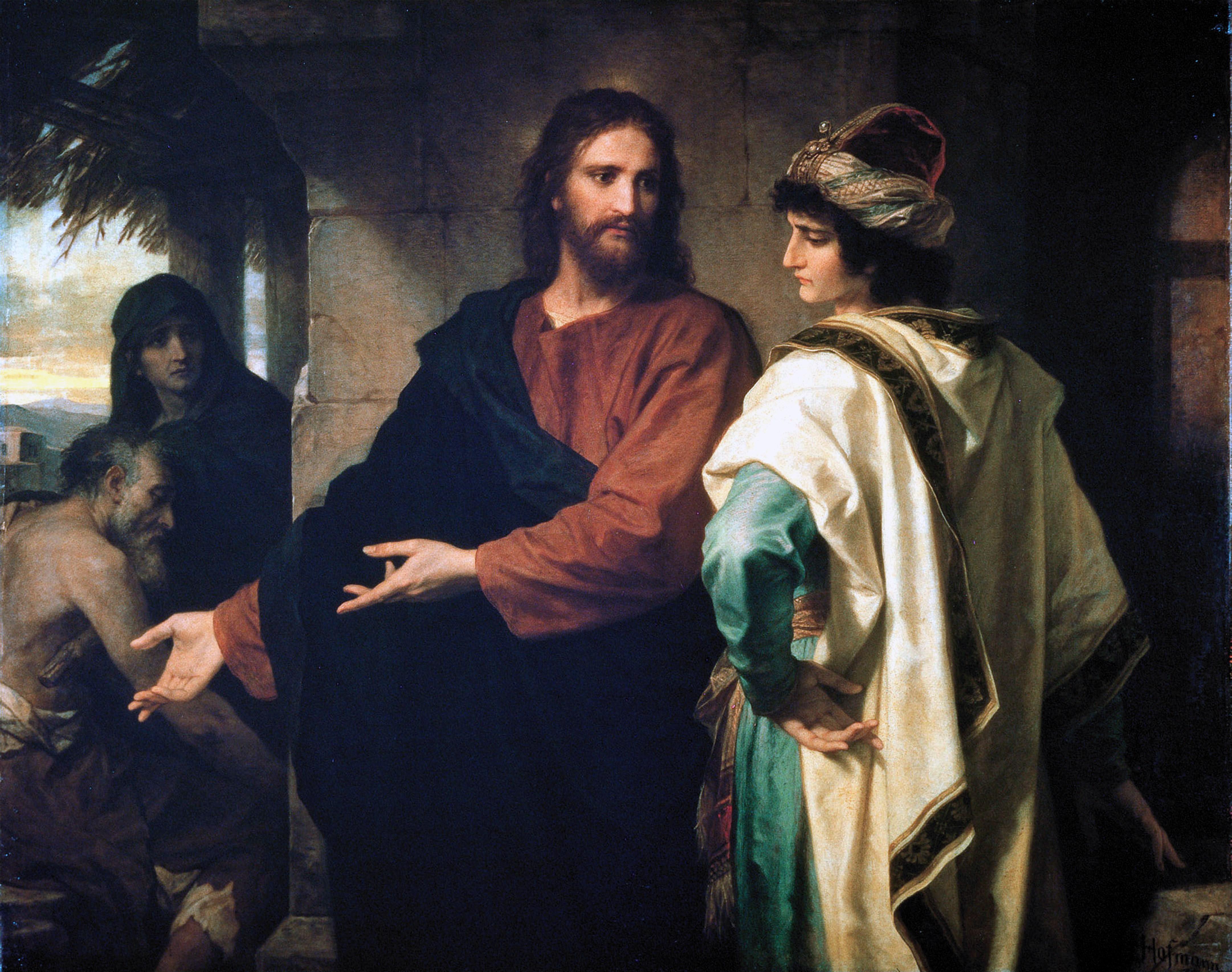 Tôi còn thiếu điều gì? (20-8-2018 – Thứ Hai: Thánh Bernađô, viện phụ, tiến sĩ Hội Thánh)