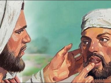 Người làm cho kẻ điếc nghe được và người câm nói được