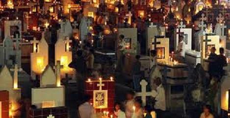 Lễ Cầu cho các tín hữu qua đời (Thứ Sáu 02.11.1018)