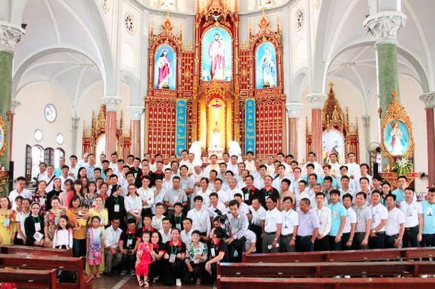 Cử hành Ngày Thế giới Truyền Thông xã hội lần thứ 53 tại Sài Gòn và Giáo tỉnh Hà Nội