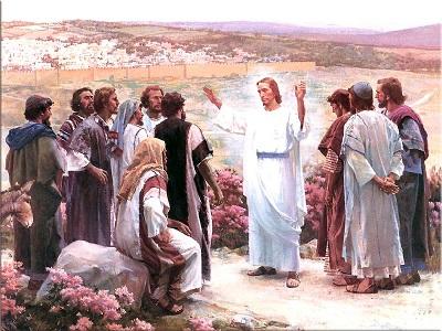 Người chọn 12 vị mà Người gọi là Tông đồ (07-9-2021 – Thứ Ba Tuần 23 Thường niên)