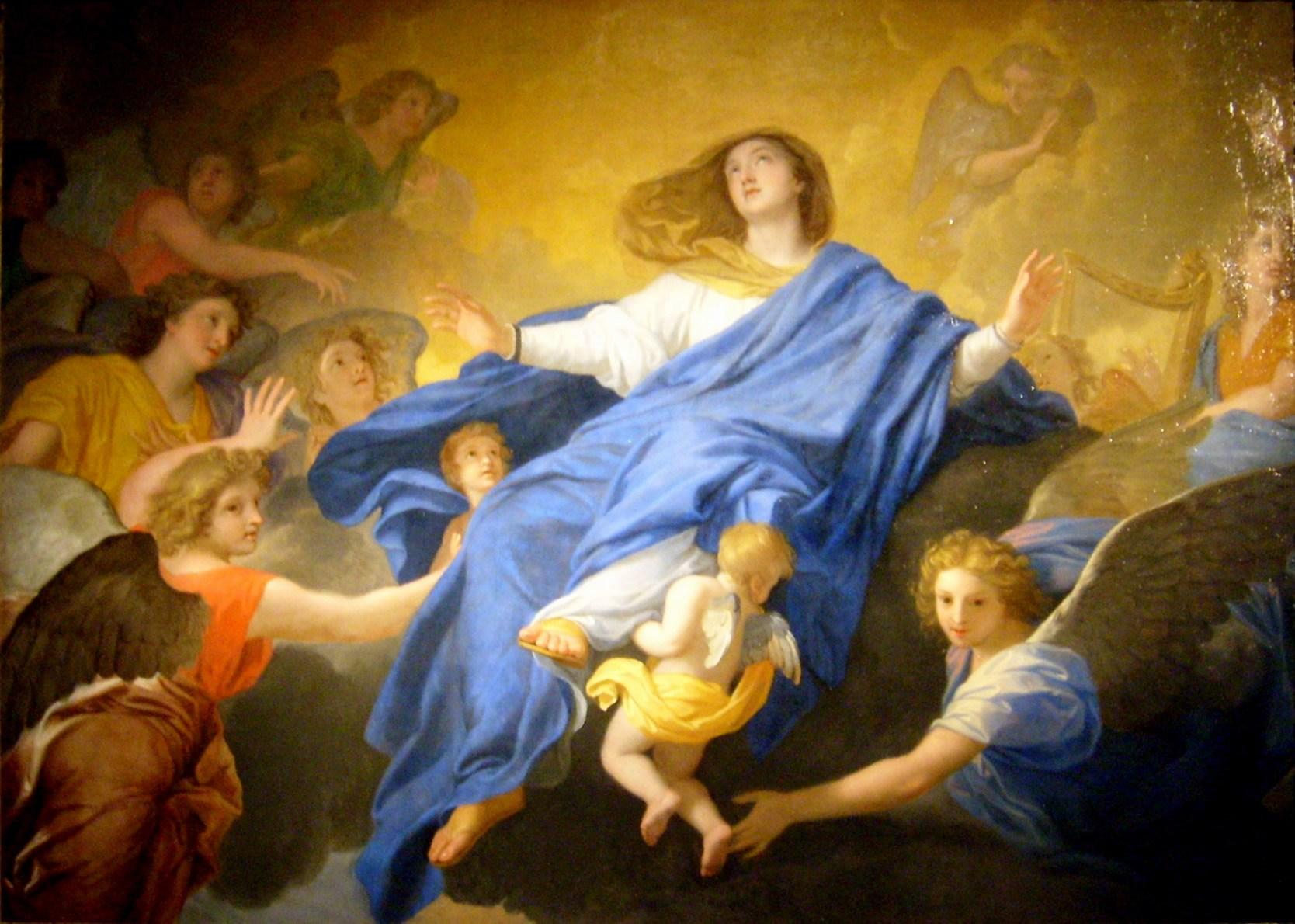 Em thật có phúc (15-8-2021 – Chúa Nhật 20 TN Năm B: Lễ Đức Mẹ lên trời)