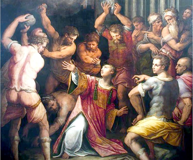 Xin nhận lấy hồn con (26.12.2020 – Thứ Bảy - Thánh Stêphanô tử đạo tiên khởi)