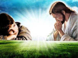 Lạ lùng thay, tình yêu của Chúa