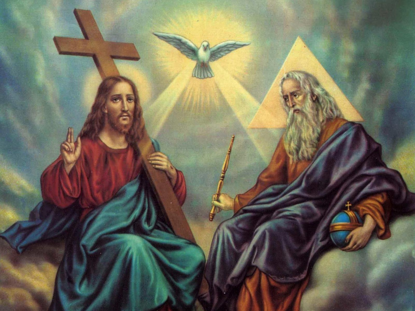Thiên Chúa Ba Ngôi: Đấng tạo dựng, cứu chuộc và thánh hóa chúng ta (Bài giảng Lễ Chúa Ba Ngôi)
