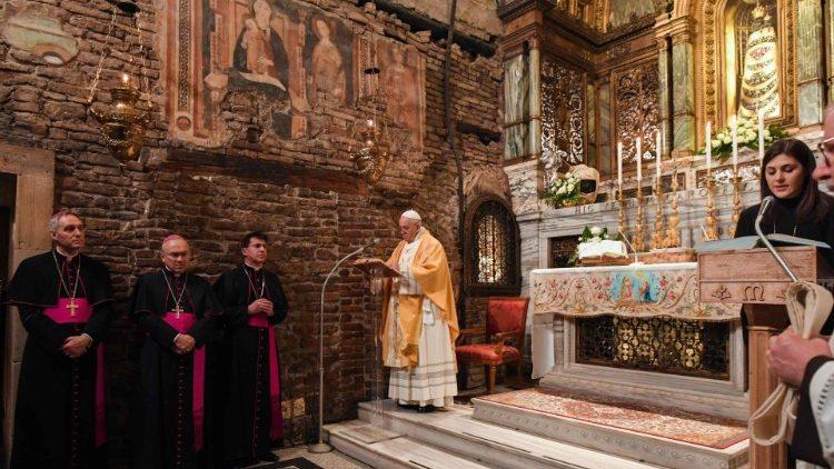 ĐTC Phanxicô thăm Loreto và ban hành Tông huấn Christus vivit