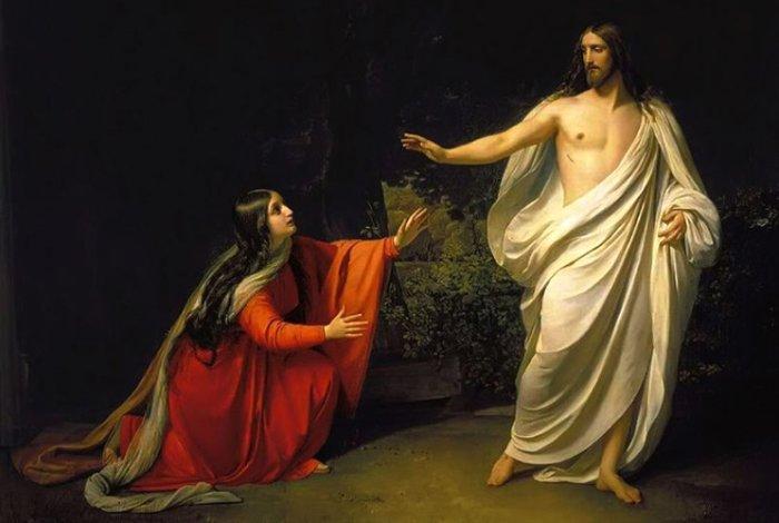 Tôi đã thấy Chúa (06.4.2021 - Thứ Ba trong Tuần Bát nhật Phục Sinh)
