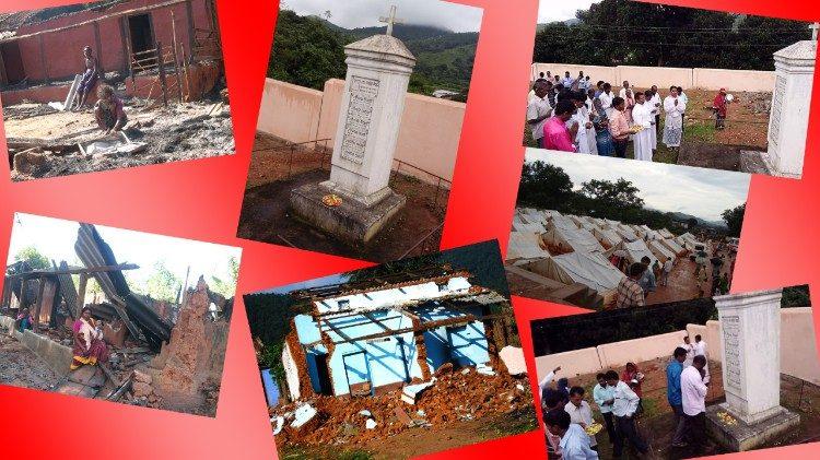 Ấn Độ thu thập bằng chứng về các vị tử đạo Kandhamal