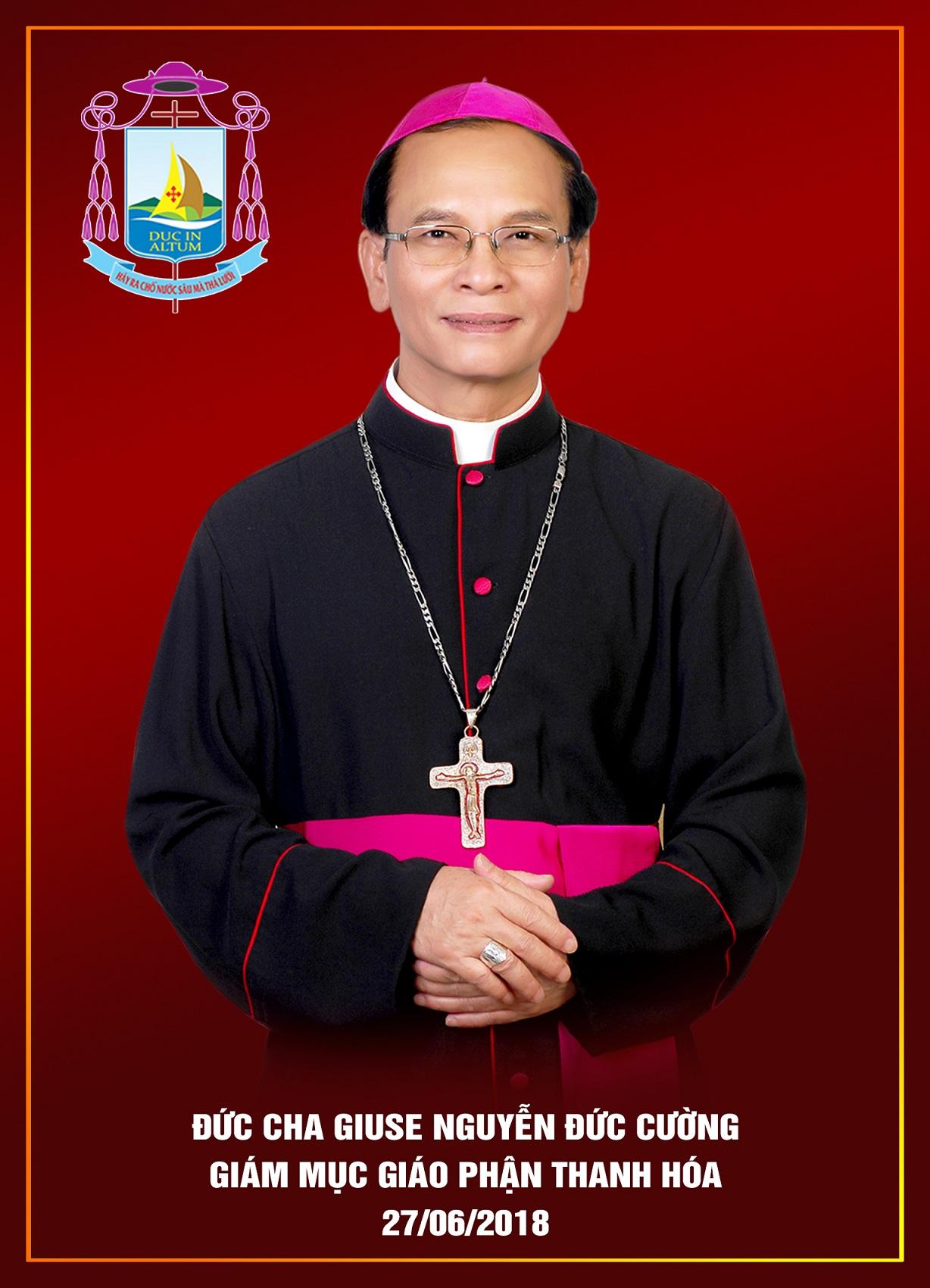 Bài giảng lễ Truyền chức Đức Giám mục Thanh Hóa (27/06/2018)