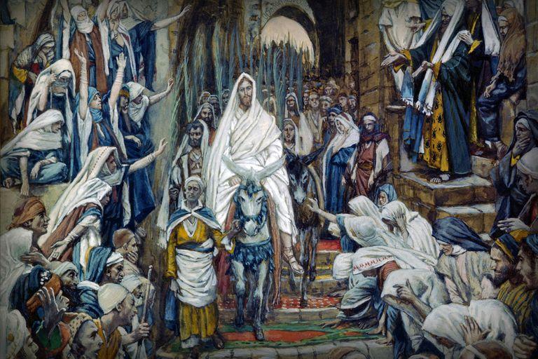 Xin đừng theo ý con (25.3.2018 – Chúa Nhật Lễ Lá, Năm B)