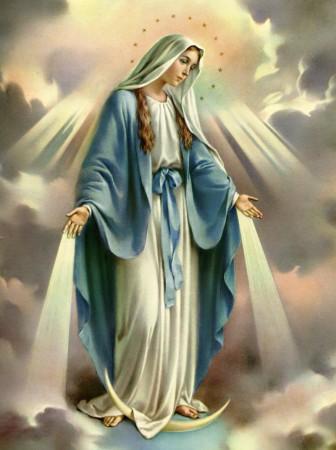 Đấng đầy ân sủng (08.12.2020 – Thứ Ba – Đức Mẹ Vô nhiễm nguyên tội)