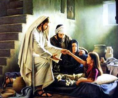 """Thứ Hai tuần 14 Thường niên B (09.7.2018)  """"Con gái tôi vừa mới chết, nhưng xin Ngài đến, nó sẽ sống lại"""". Mt 9, 18-26"""