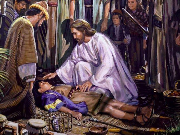 Tại anh em kém tin (11-8-2018 - Thứ Bảy: Thánh Clara, trinh nữ)