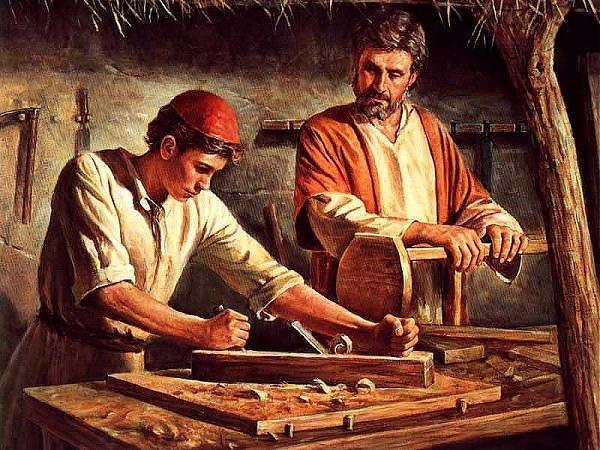 Đức Giêsu về quê (01.5.2021 – Thứ Bảy Tuần 4 Phục Sinh: Thánh Giuse Thợ)