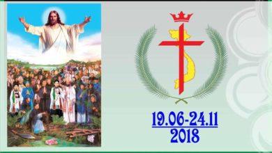 Chia sẻ mừng Năm Thánh (bài 1): Thánh hôm nào và Thánh hôm nay (còn tiếp...)