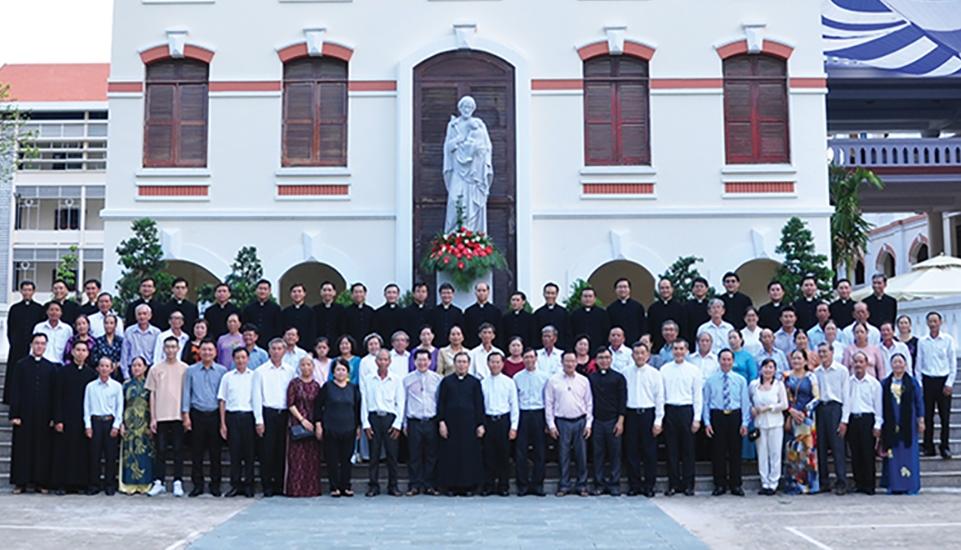 Đại chủng viện Thánh Giuse Sài Gòn: Ngày họp mặt phụ huynh chủng sinh