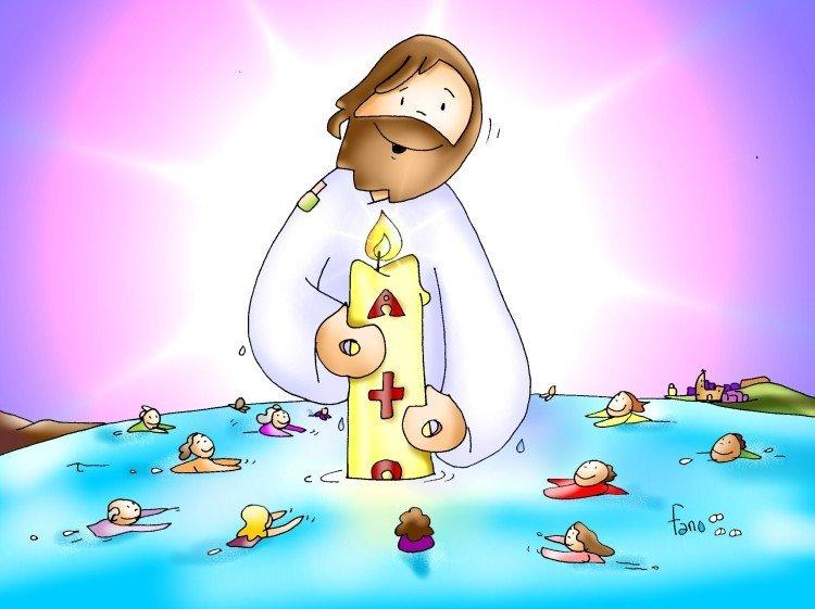 Bài giảng lễ thiếu nhi: Chúa Nhật Phục Sinh, năm B