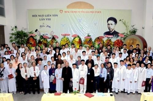 Hội ngộ Liên tôn 2018