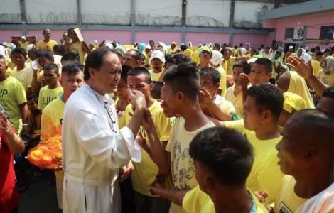 GH Philippines và mục vụ tù nhân