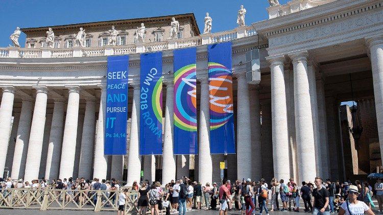 Hơn 70.000 lễ sinh hành hương tại Rôma