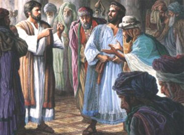 Chàng rể bị đem đi (19.02.2021 – Thứ Sáu sau Lễ Tro)