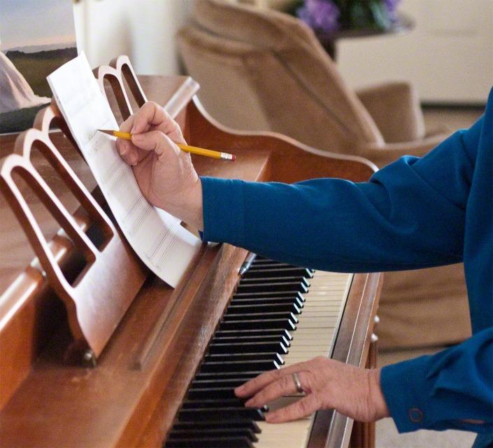 Thông báo về Khoá Tìm hiểu sáng tác Thánh nhạc