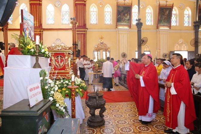 Giáo phận Hải Phòng khai mạc Năm Thánh Tử Đạo cấp giáo phận