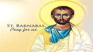 Nước Trời đã đến gần (11.6.2020 – Thứ Năm - Thánh Barnaba Tông đồ)