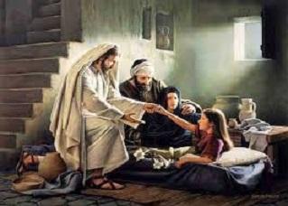 Đụng đến áo (5.2.2019 – Thứ Ba Tuần 4 TN – Lễ nhớ Thánh nữ Agatha)