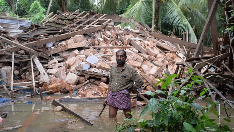 Giáo hội Ấn Độ kêu gọi giúp đỡ nạn nhân thiên tai