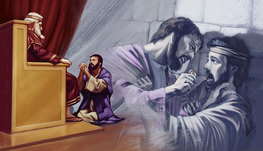 Hết lòng tha thứ (09.3.2021 – Thứ Ba Tuần 3 Mùa Chay)