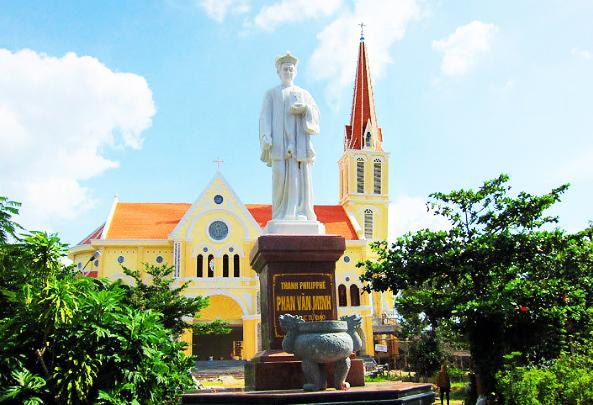 Thánh Philípphê Phan Văn Minh (ngày 03/07 - video)