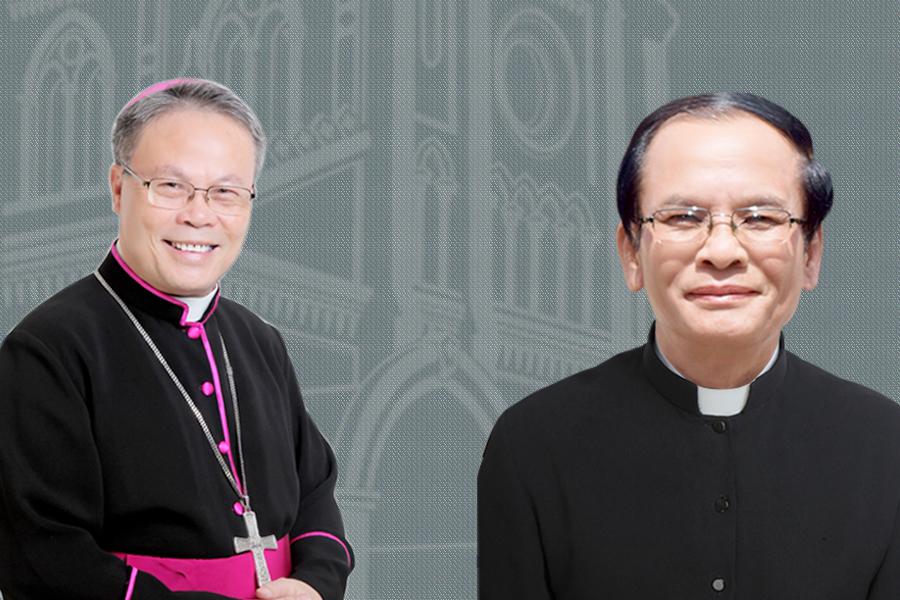 Thư chúc mừng của Đức cha Chủ tịch HĐGMVN đến Đức cha Tân Giám mục