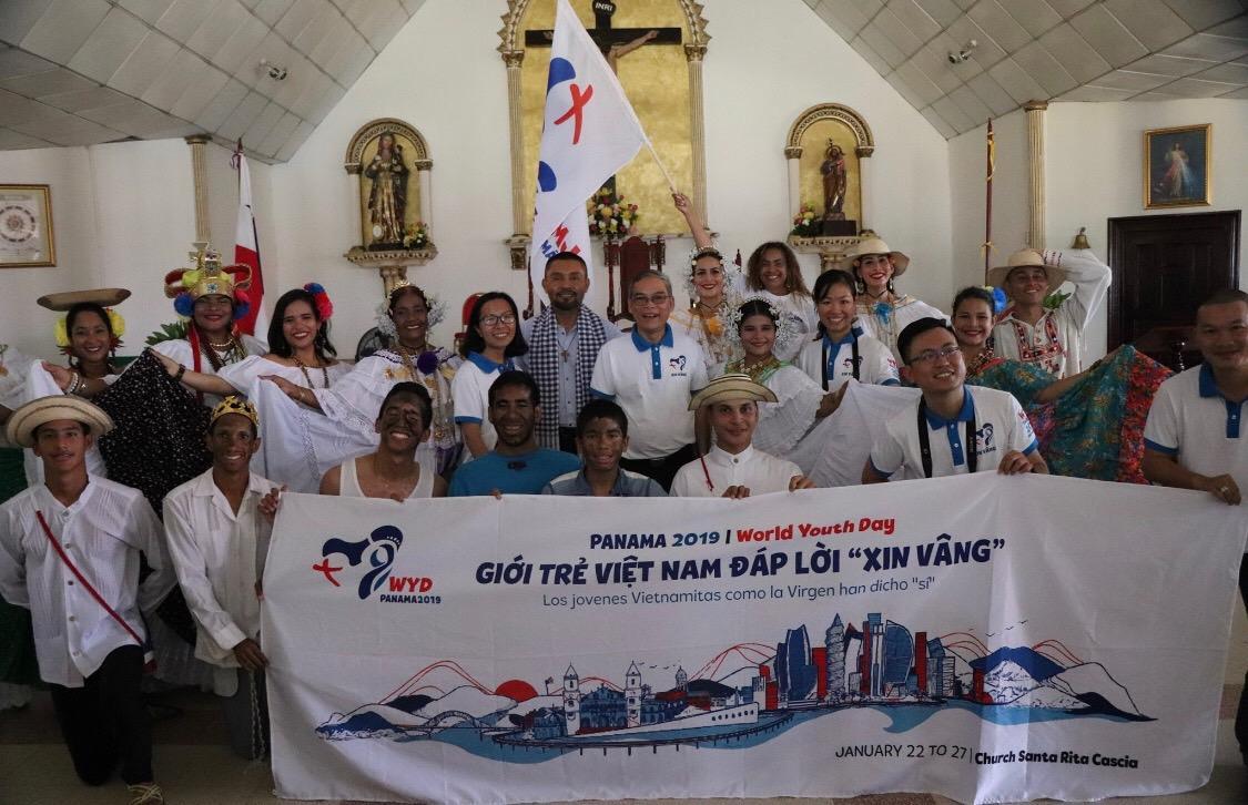 PANAMA 2019: Ngày Giới trẻ Thế giới lần thứ 34