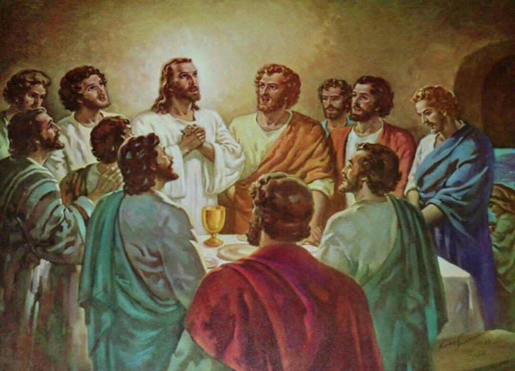 Chúa Cha yêu mến anh em (12.5.2018 – Thứ Bảy Tuần 6 Phục sinh)